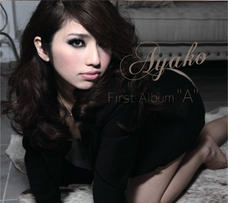 """ayako「First Album """"A""""」"""